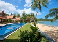 5-Bedroom Luxury Beach Villa, Sleeps 12, Lipa Noi