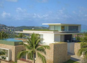 6 Bed Award-Winning Sea View Villa For Sale, Choeng Mon