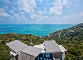 Award-winning 4-Bed Seaview Chaweng Villa