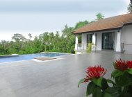 3-Bed Maenam Villa, Coconut & Sea Views, For Sale