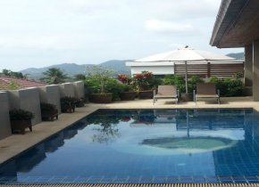 Gorgeous 4 Bedroom Villa with a private pool in Chaweng