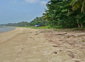 Extensive beachfront land for sale in Bang Kao, Samui