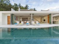 Ultra Modern Luxury 5-Bed Seaview Villa, Nathon