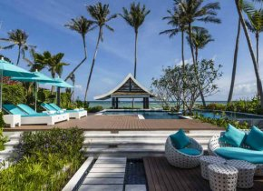 LUXURY BEACH FRONT BAAN PARADISE FOR SALE