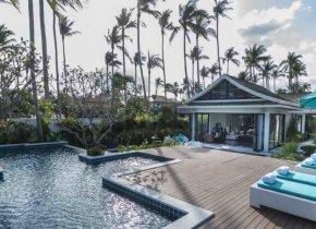 LUXURY BEACH FRONT BAAN PARADISE FOR RENT