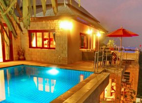 4-BEDROOM HILLSIDE VILLA IN LAMAI FOR RENT