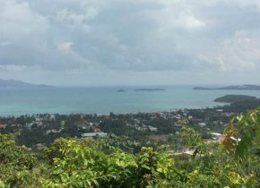7 RAI 3 NGAN SEA VIEW LAND IN BOPHUT FOR SALE