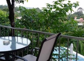 CUTE SEA VIEW APARTMENT IN LAMAI  FOR RENT