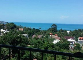 1- BEDROOM SEA VIEW APARTMENT IN LAMAI FOR RENT