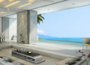 2 & 3 bed modern sea view villas for sale
