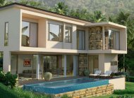 3-BEDROOM BRAND NEW SEA VIEW VILLAS IN BOPHUT FOR SALE