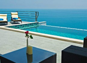 2 BRAND NEW 3-BEDROOM SEA VIEW VILLAS IN CHAWENG NOI FOR RENT