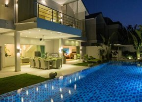 STUNNING 5-BEDROOM POOL VILLA IN BAN TAI FOR RENT