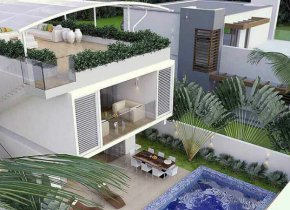 NEW 3-BEDROOM VILLA ONLY 300 METERS FROM BAN TAI BEACH FOR SALE