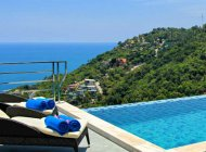 2 NEW VILLAS WITH AMAZING SEA VIEW IN CHAWENG NOI HILLS FOR SALE