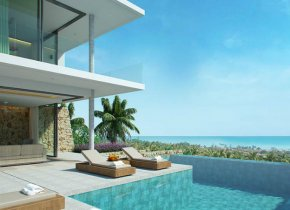 3-BEDROOM SEA VIEW VILLA IN A BRAND NEW DEVELOPMENT IN BOPHUT FOR SALE