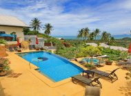 A HUGE BEACH FRONT 19 BEDROOM RESIDENCE WITH AN ADDITIONAL PLOT OF LAND FOR SALE IN BOPHUT