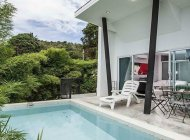 DELIGHTFUL 2 BEDROOM VILLA WITH A SEA VIEW FOR RENT IN BOPHUT
