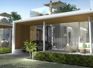 MODERN 2 BEDROOM VILLAS IN A NEW RESIDENTIAL PROJECT FOR SALE