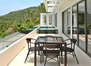 CHARMING PENTHOUSE APARTMENTS IN LAMAI FOR RENT