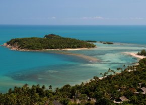 BEST LAND PLOT IN CHOENG MON WITH THE BEST SEA VIEW
