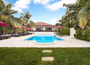 8 BEDROOMS ESTATE FOR RENT  PERFECT FOR BIG FAMILIES AND EVENTS