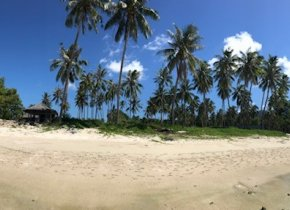 1,5 RAI BEACH LAND FOR SALE IN MARET
