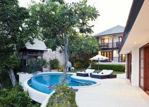 STUNNING SEA FRONT VILLA IN CHAWENG