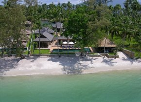 Luxury 6-Bed Beach Villa, Lipa Noi, Sleeps 10ad/4ch